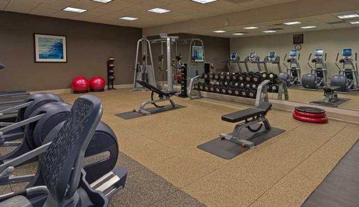 Hilton Albany Fitness Center