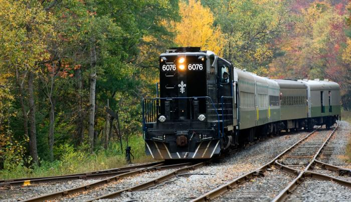 Adirondack Scenic Railroad (Old Forge)