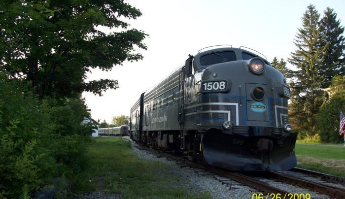 Adirondack Scenic Railroad Remsen