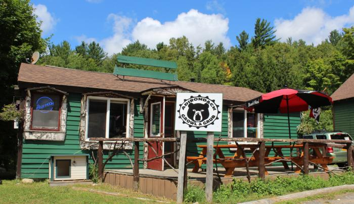 Adirondack Growl & Grub, Long Lake, NY