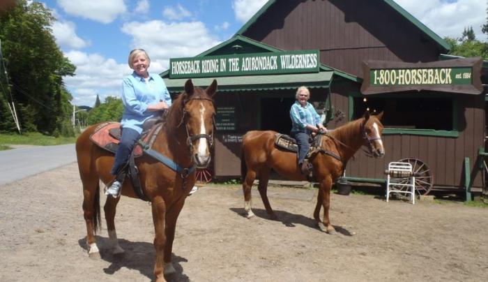 Adirondack Saddle Riding Stable