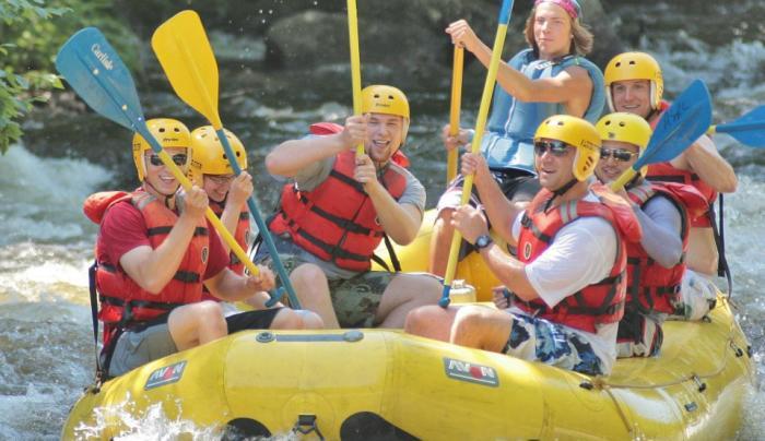 Adventure Sports Rafting