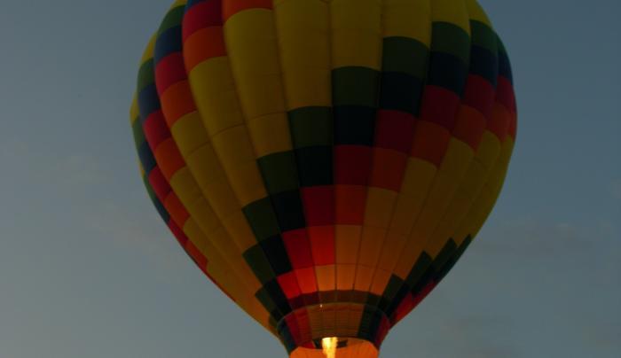 Airborne adventures night launch