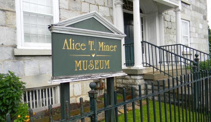 Alice T. Miner Museum
