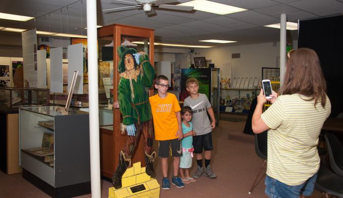 All Things oz Museum Chittenango 2
