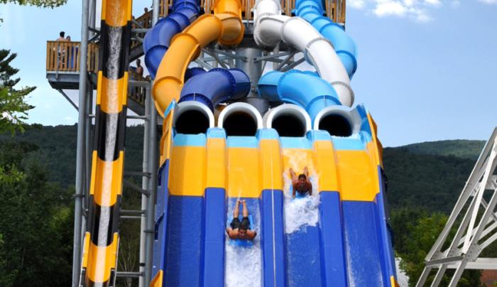 Great Escape and Splashwater Kingdom