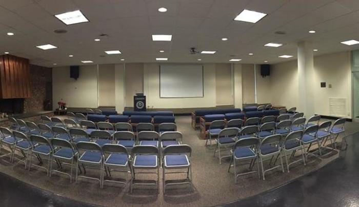 Daemen Colleg Alumni Lounge