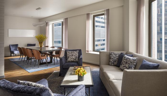 Andaz Premier Suite