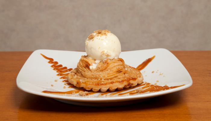 Credit Nice Matin - Apple Tart