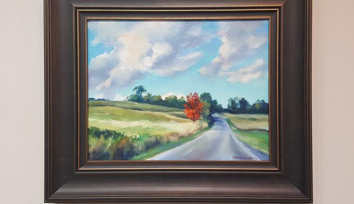 Oil Paintings by Deborah Dougherty Wester