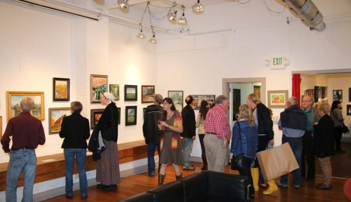 Arts Society of Kingston: Gallery, Photo by Adam Husted