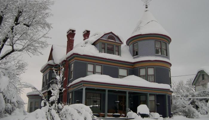 Botsford Briar - snow