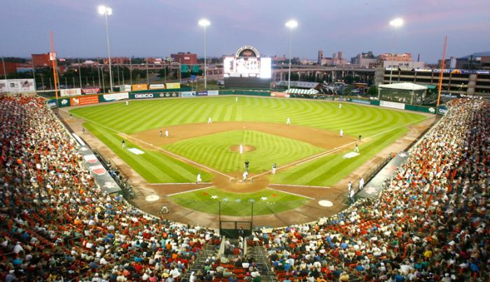 A Summer Night at Coca-Cola Field