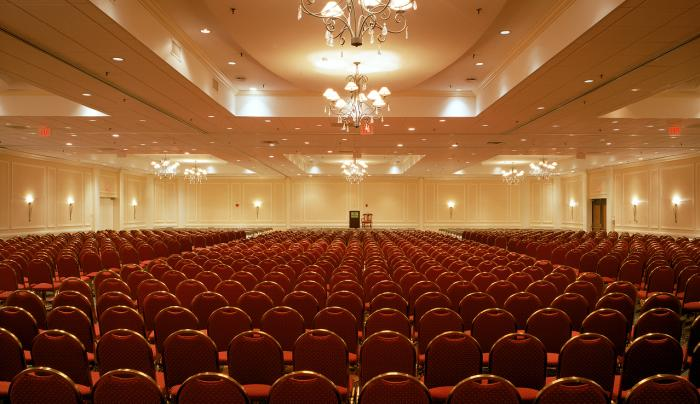 Largest Ballroom in the Capital District at 10,080 sq. ft.