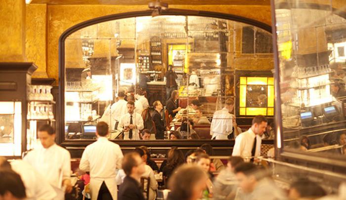NYS Feed - Balthazar Restaurant