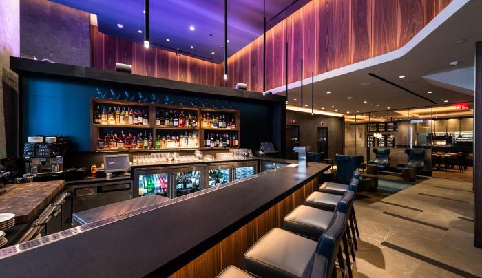 Ortzi NYC - Bar + Lobby