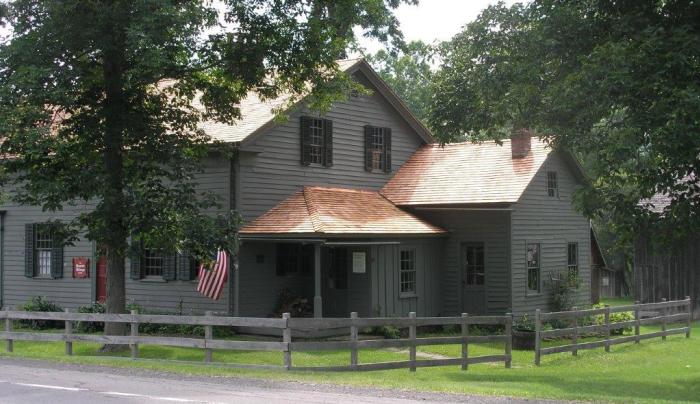 Bement-Billings Farmstead