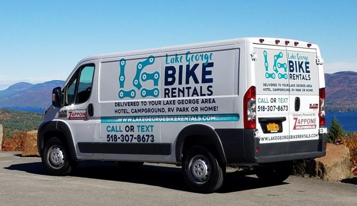 Lake George Bike Rentals