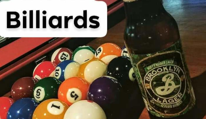 Bison Billiards