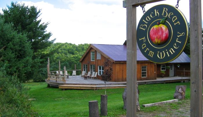 Black Bear winery
