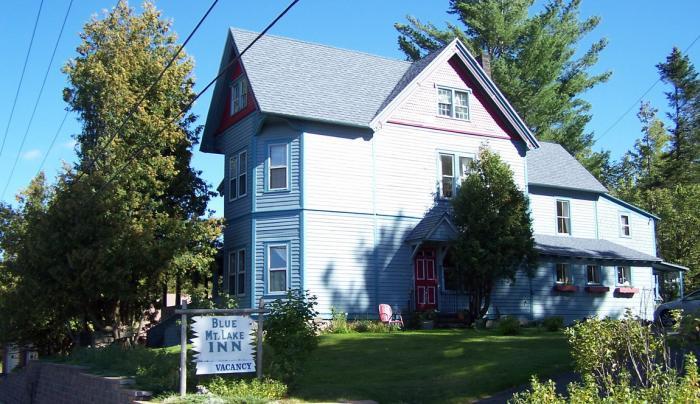 Blue Mountain Lake Inn