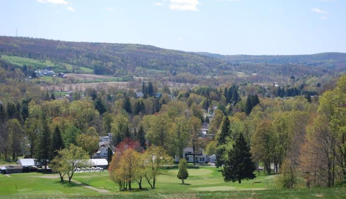 Bluestone Golf Course