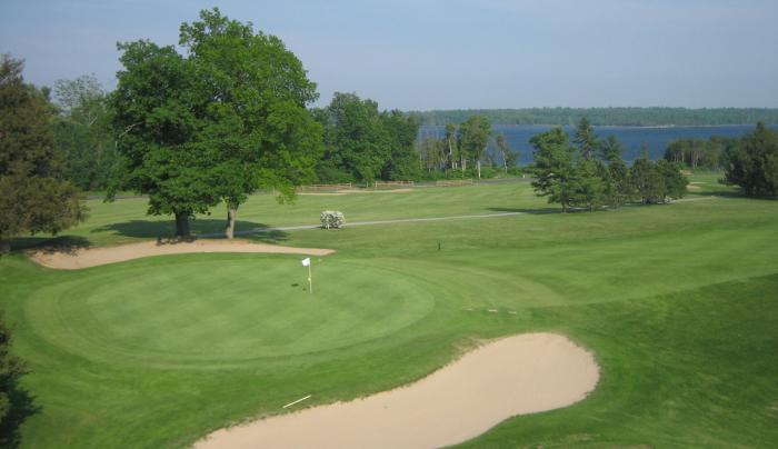 Bluff Point Golf Resort