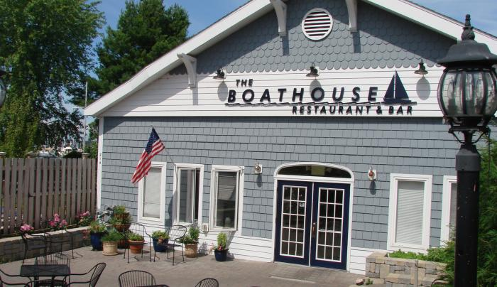 Boathouse Restaurant Sackets Harbor