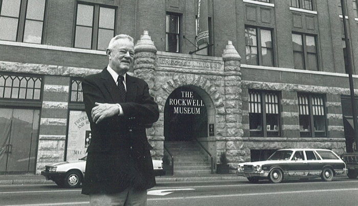 Rockwell Museum Founder, Robert Rockwell