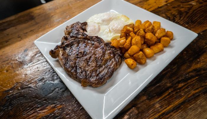 Steak Brunch