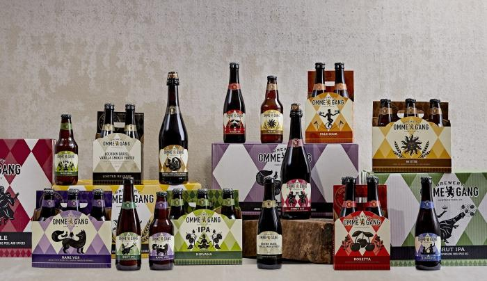 Brewery Ommegang Beer Lineup