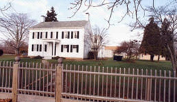 Bridgehampton Nathaniel Rogers House