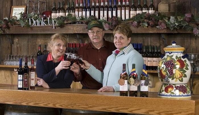 Brookview Station Winery