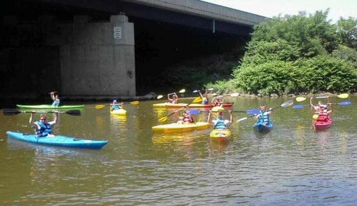 Buffalo River Canoe image