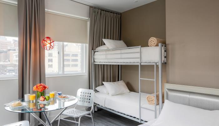 Bunkbed Suite