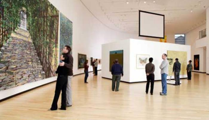 Burchfield Penney Art Center 3