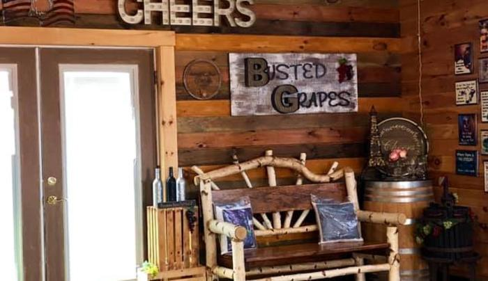 Busted Grapes Winery