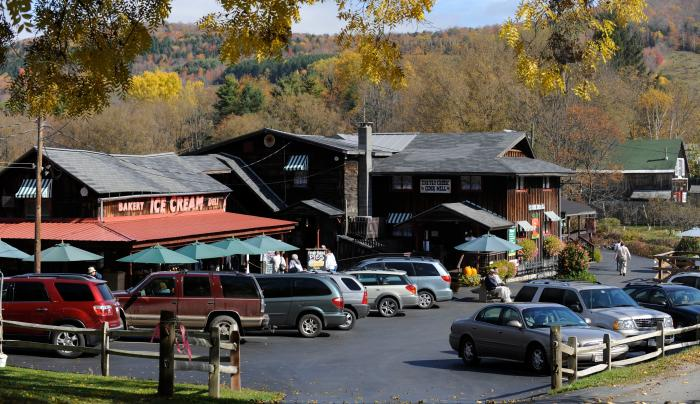 Fly Creek Cider Mill