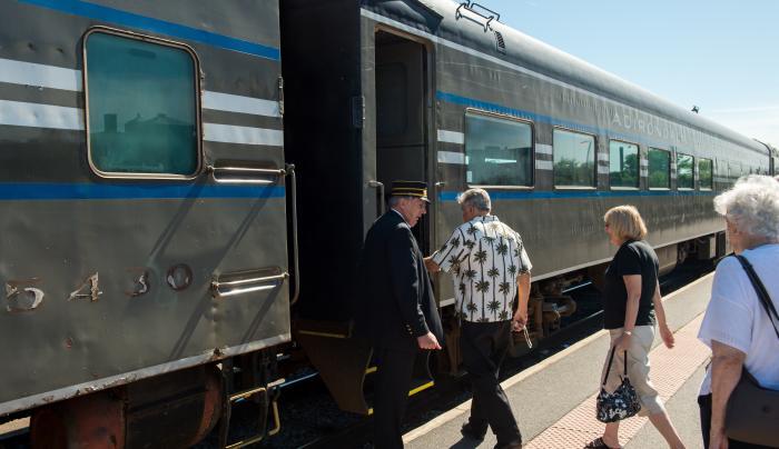 Adirondack Scenic Railroad-Utica