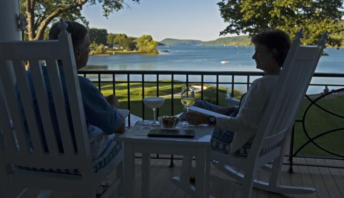 Otesaga Resort-Cooperstown