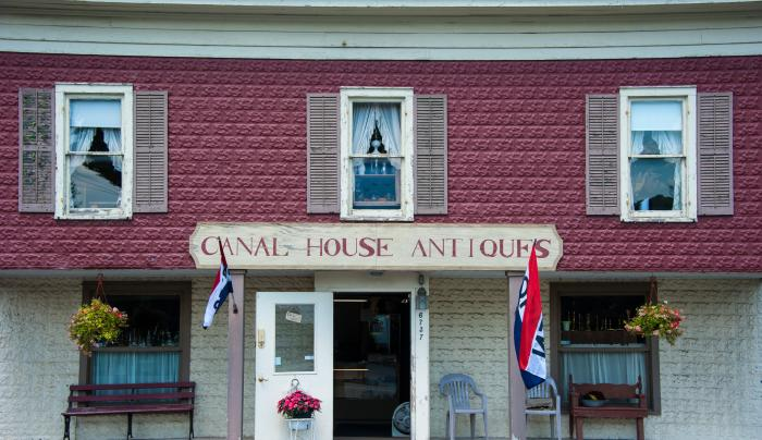 Welcome to Canal House Antiques