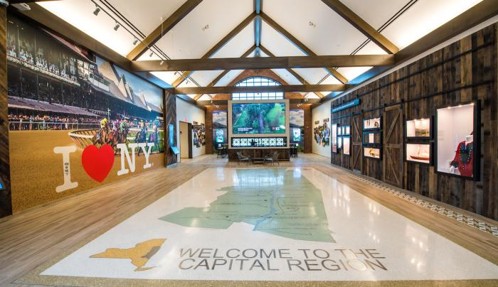 Capital Region Welcome Center
