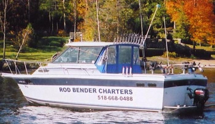 Captain JJ's Rod Bender Charters