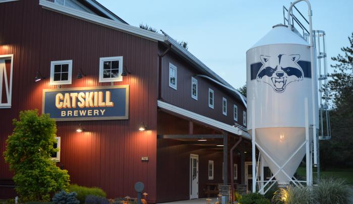 Catskill Brewery Photo by Greg Lofaro