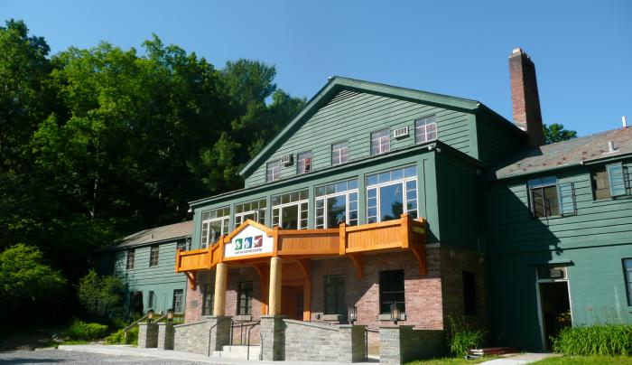 Cayuga Nature Center Lodge
