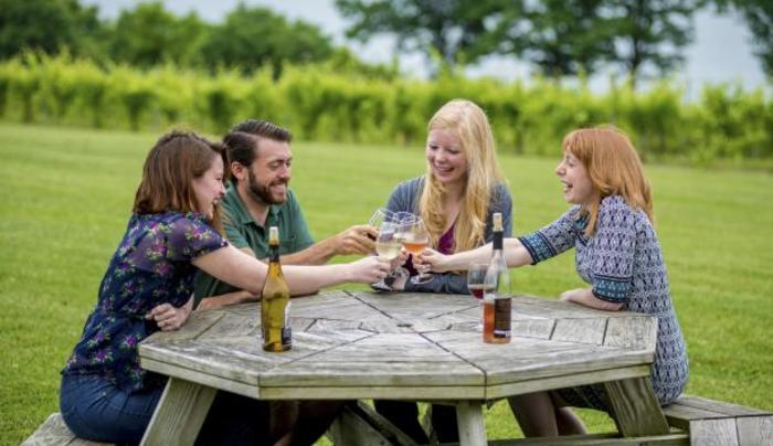 Cayuga_Lake_Wine_Trail_Happy_Foursome
