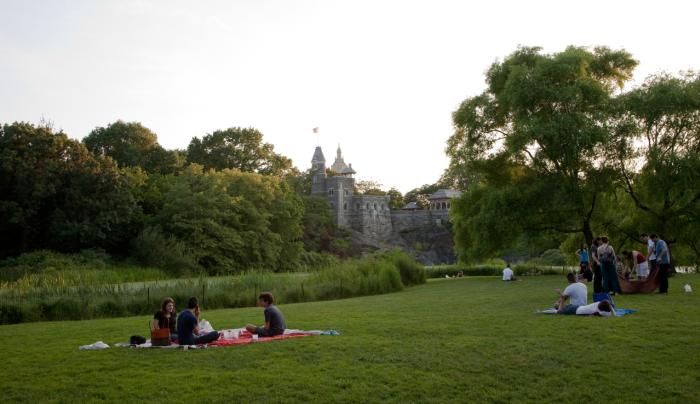 Central Park -  Belvedere Castle  - Photo by Will Steacy - Courtesy of NYC & Co