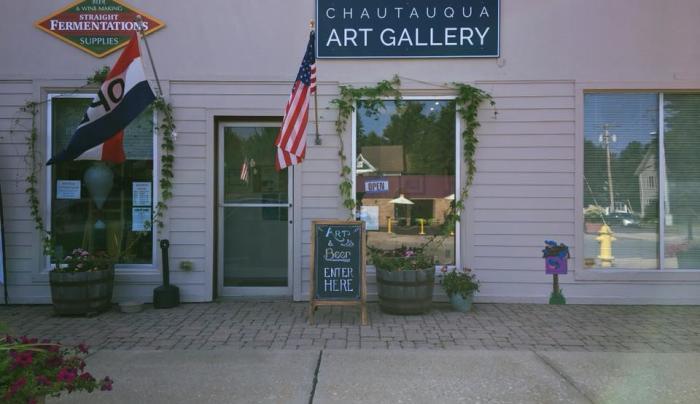 Chautauqua Art Gallery