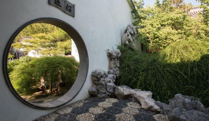 NY Chinese Scholar's Garden