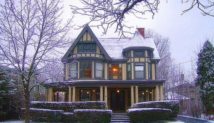 Victorian Home in Elmira's Historic Near Westside